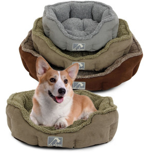 New Product Pet Supplies Large China Wholesale Dog Bed Luxury