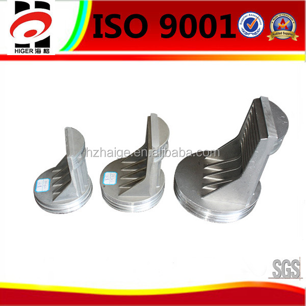 customized master die casting aluminum pro car body parts