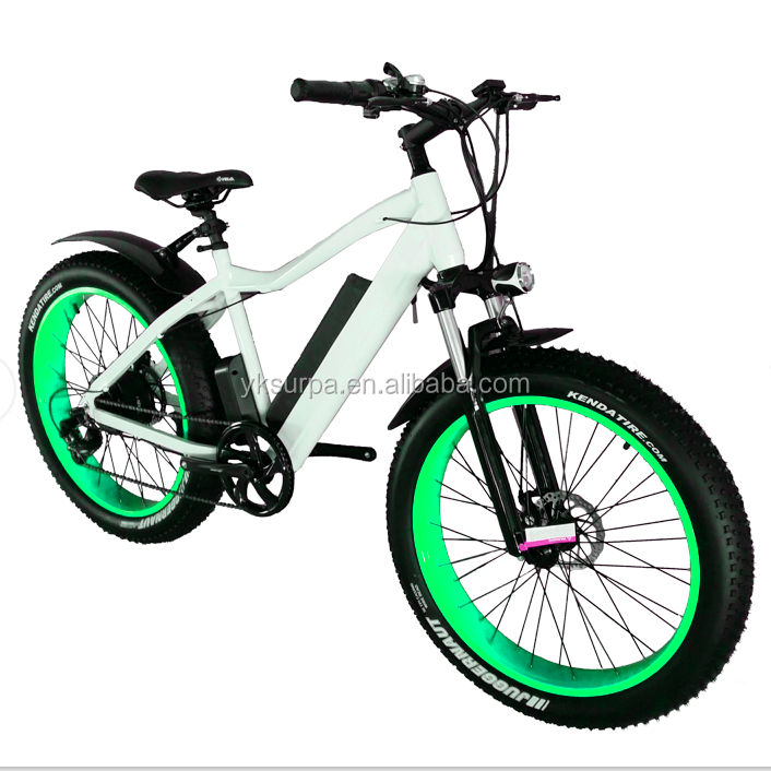 26*4.0 inch 250w 350w 500w 750w electric mountain bike full suspension/cheap e-bike