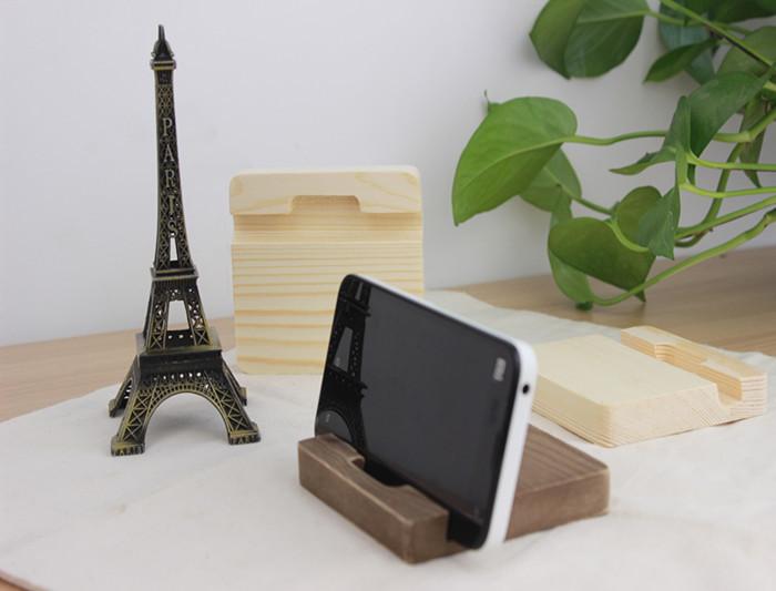 conomique en bois support de t l phone portable porte t l phone portable id de produit. Black Bedroom Furniture Sets. Home Design Ideas