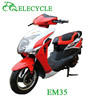 EM35 60V 800W motor power electric motorcycle low price electric scooter