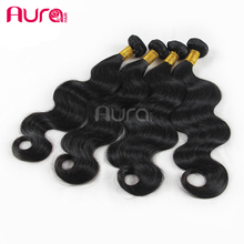 100% Natural Indian Human Hair Unprocessed Virgin Indian Hair Extensions Weave Double Wefts Body Wave Indian Virgin Hair