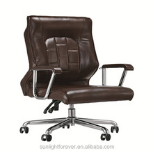 Factory manufacturer quality promise office chairs wholesale office parts swivel base computer chair