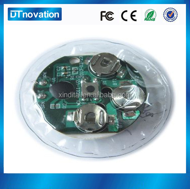 Cheap Price small waterproof sound chip for clothes and shoes
