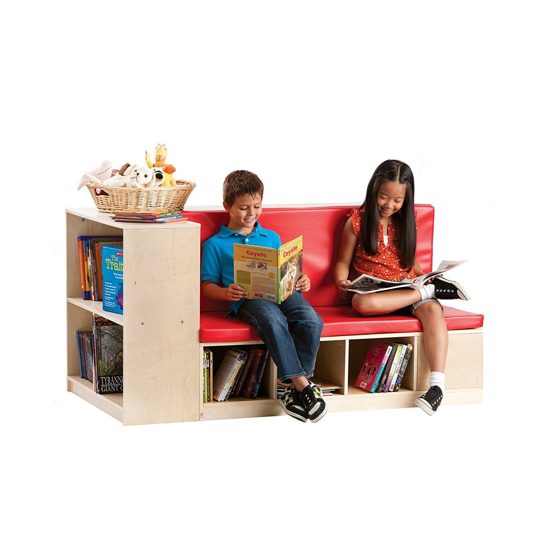 Buy Guidecraft Modular Library Storage Set With Seat