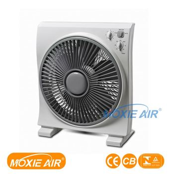 12 Inch Box Fan With 1 Hour Timer For Office And Bed Room - Buy 400mm Box  Fan With Timer,Silent Box Fan,Small Box Fans Product on Alibaba com