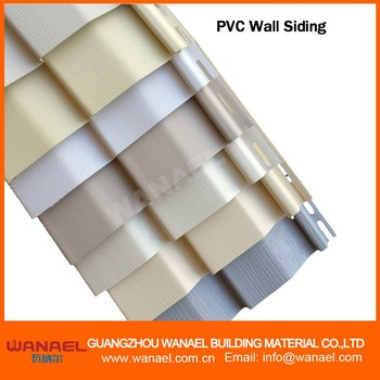 Lows Price Vinyl Pvc Cedar Siding Red Fireproof Wall Board Product On