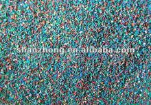Light colorful soft EPDM Granule sports surface