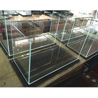 5mm 5 in 1 Flat Glass Aquarium With Ultra Clear Glass Tank