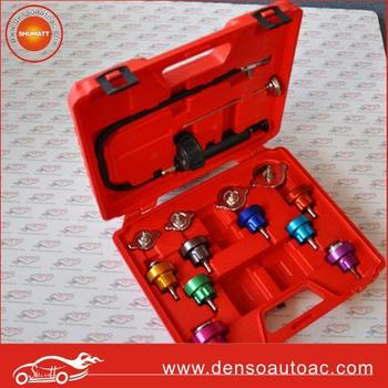 Diagnosis Radiator Auto Cooling System Automobile Water Tank ...