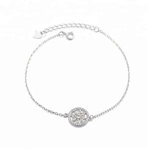 China 925 Cz Bracelet, China 925 Cz Bracelet Manufacturers