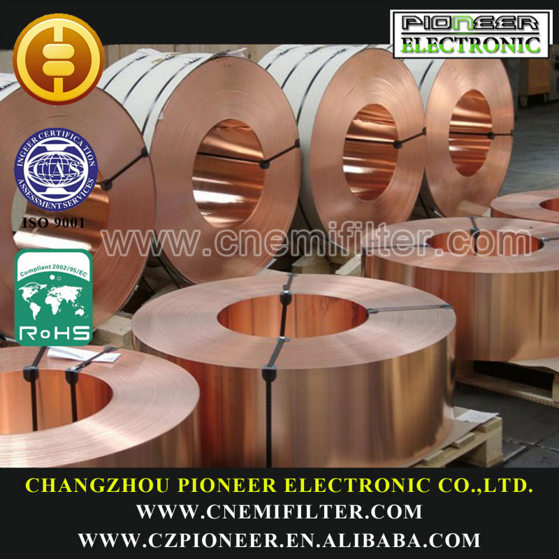 1380mm width ground copper stick