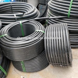 SDR11 1 inch Diameter HDPE Rolled Pipe DN32 for Water Supply