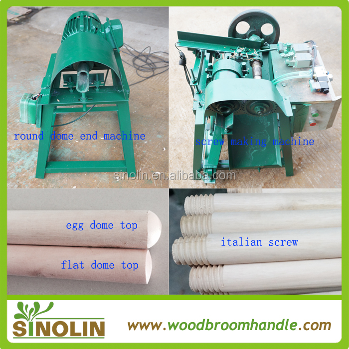 China Plastic Broom Handle Making Machine