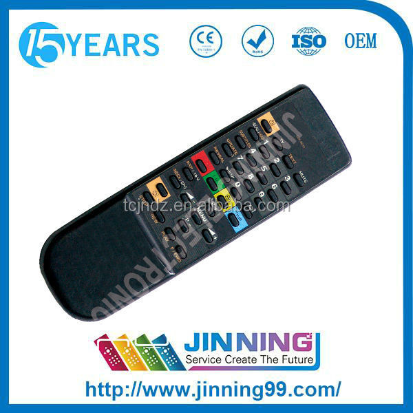 lcd touch screen tv remote control CLE-921A made in Qinlan