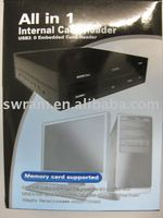Internal memory card reader Memory card reader All -in -one memory card reader