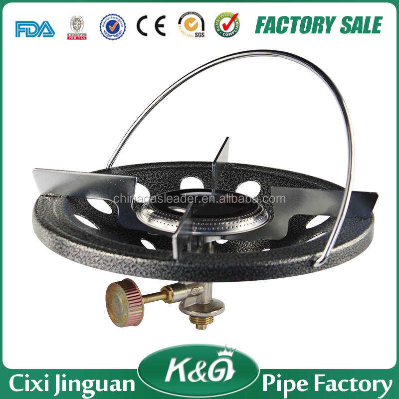 Good Cooker Parts Single Burner Gas Cooker Commercial Portable Gas Stove  Burner LPG Gas Burner
