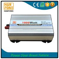 12V to 110V /220V1000W intelligent solar power inverter with LCD digital display F series