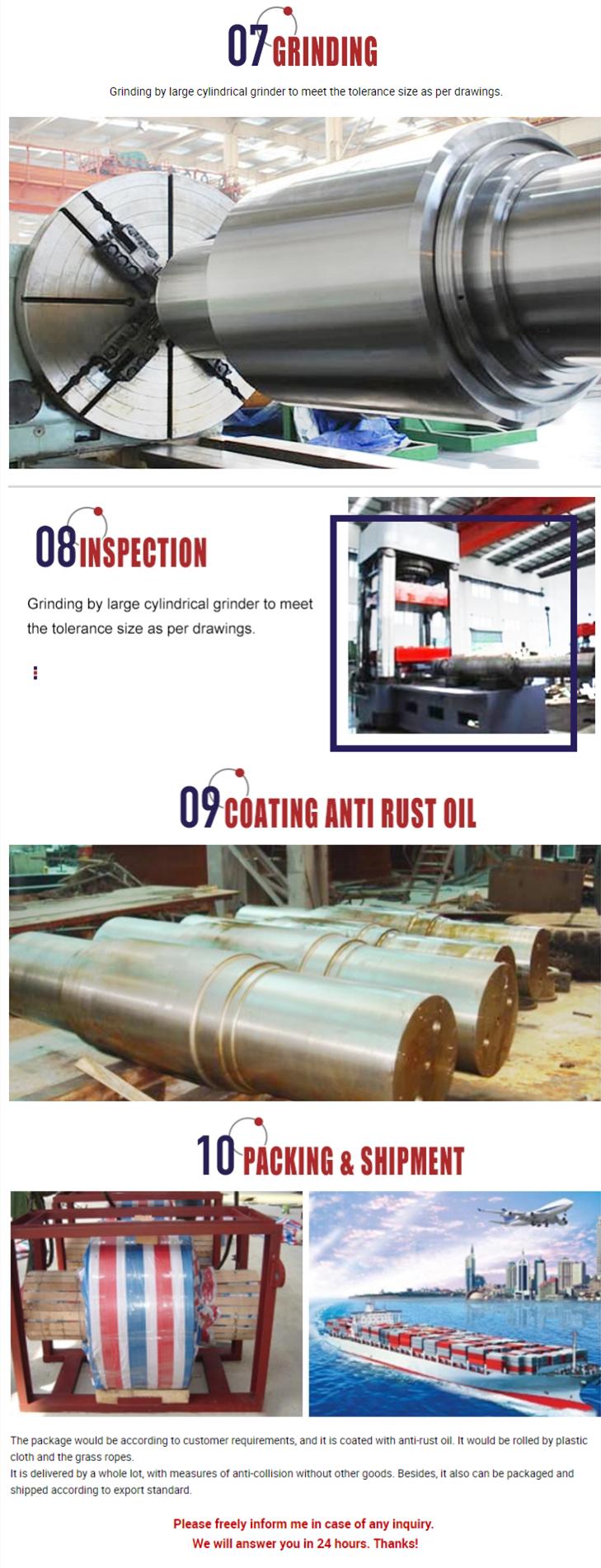 9Mn2V Composite en acier/acier à outils/matériel forgé