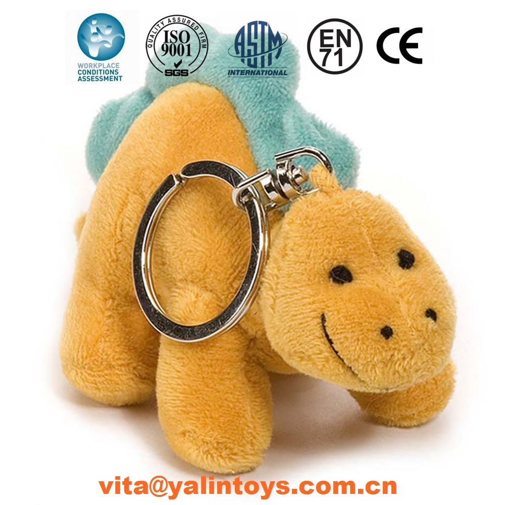 best made toys dog plush brown horse plush keychain