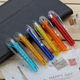 New item colorful mini plascit ball pen ballpoint pen