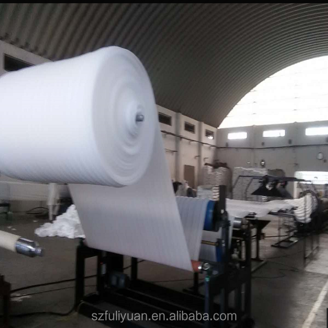 Globally famous  extruder pe foam sheet extrusion line