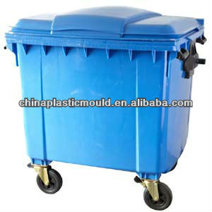 Waste Container 1100l