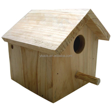 Custom wooden bird houses for home