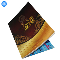 China manufacturer cheap bulk recycled paper full color paperback book printing