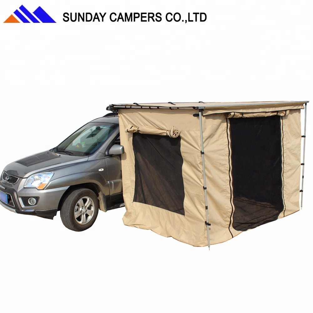 4x4 Offroad Canvas Accessories Car Side Awning For Sale ...