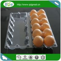 Recyclable Plastic Pet Egg Cartons For Sale