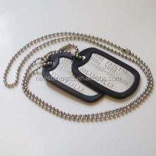 Echtes Hund Tags Maßgeschneiderte Military <span class=keywords><strong>Dogtags</strong></span>