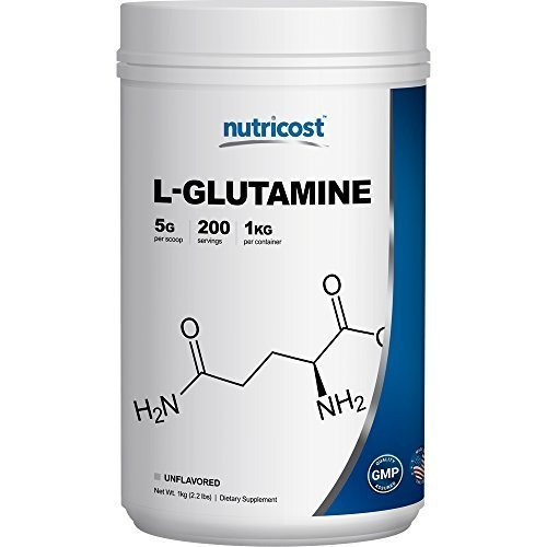 l glutamine powder 5000 gnc