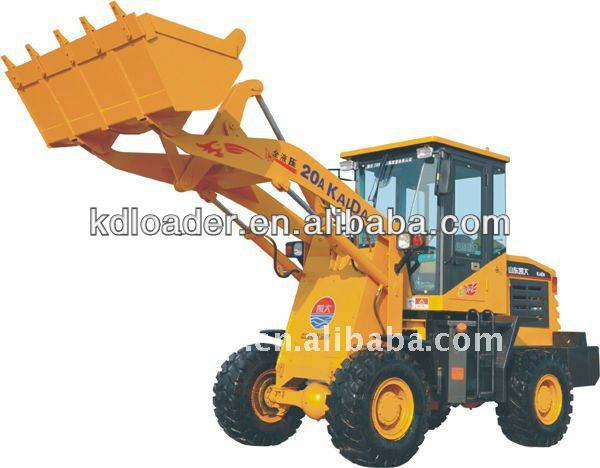 AOLITE ZL-20 wheel loader with ce have reasonable price