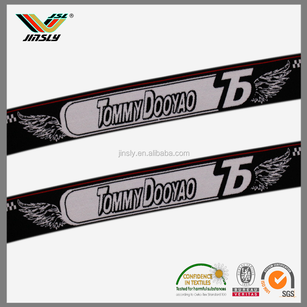 customized craft ribbon for medals heat transfer ribbon