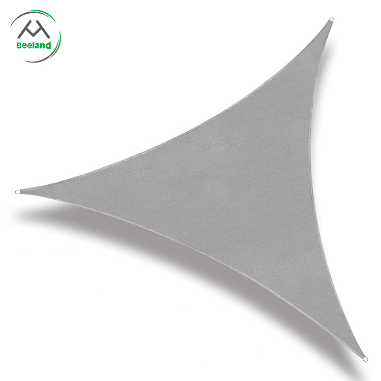 Excellent quality low price hdpe shade sail sun awning