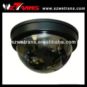 WETRANS TR-SD032MKSH Vandalproof Mirror Cover 600TVL 3.6mm Fixed Lens Fake indoor security camera