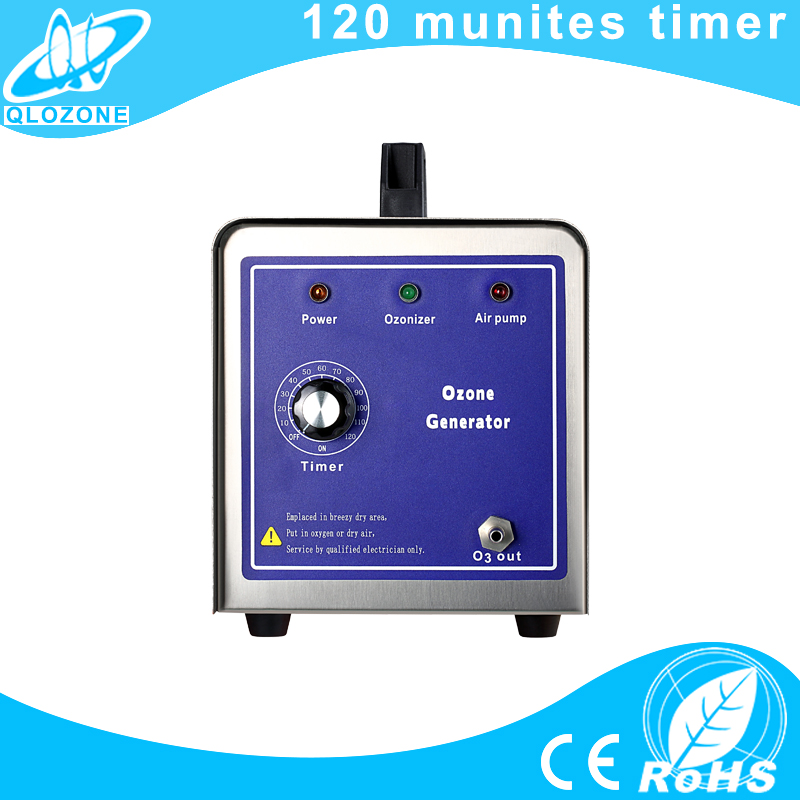 Corona Discharge Ozone Generator Protable Ozonator For Air Purify