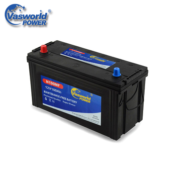 100ah Heavy Duty Truck Batteries 24v