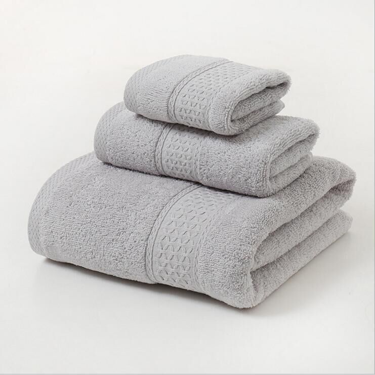 Wholesale Sirospun towel jacquard luxury quality bath towel 100 cotton