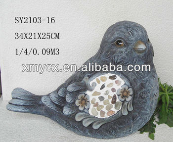 Magnesium oxide outdoor animal garden decorations for sale