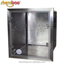 Shernbao KA-509-TH Stainless Steel Oxygen Veterinary Therapy Cage Dog Pet Kennel