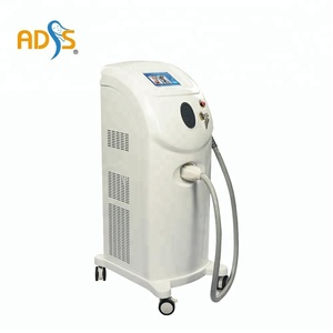 2018 new type soprano ice 808nm diode laser hair removal machine for salon use