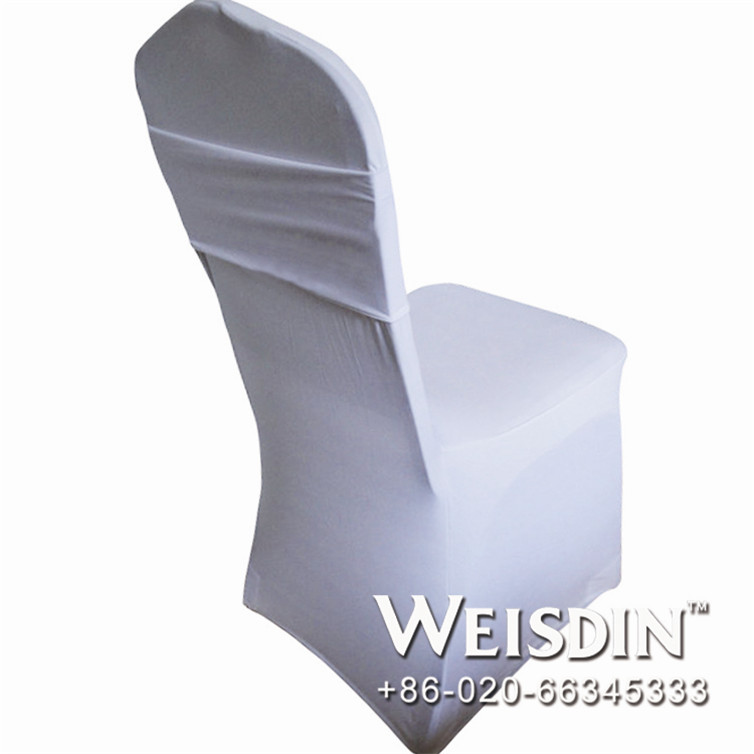 twill china wholesale spandex/nylon gray lycra chair cover