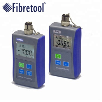FLS-390A SM 1310/1550 nm Fiber Optic Light Source