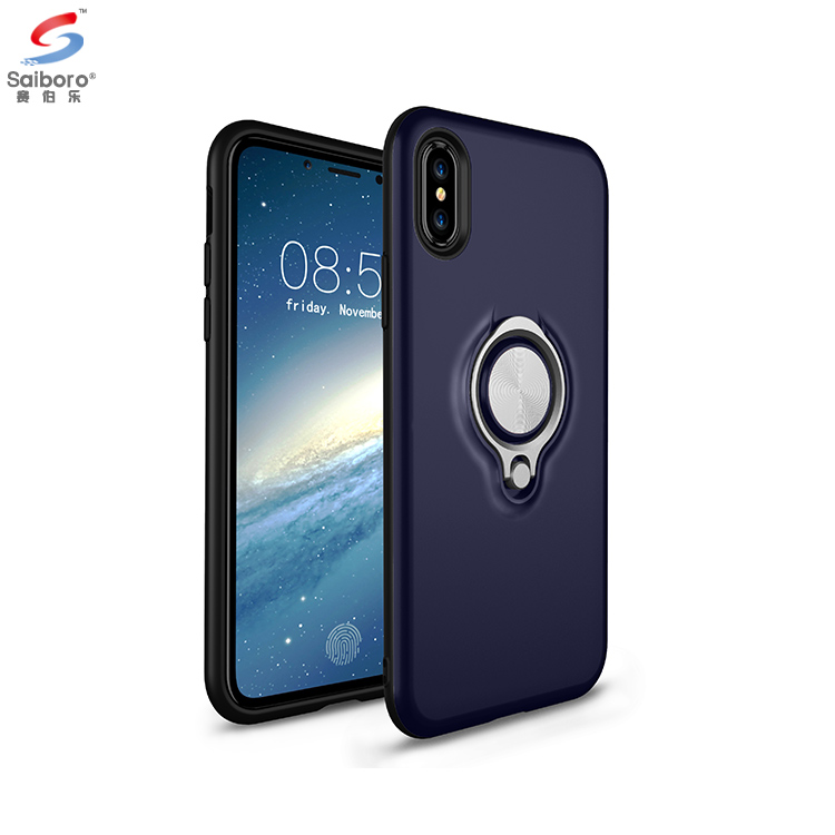 more photos 2d7b5 34df4 New Arrival 2 In 1 For Apple Iphone 8 Phone Cover,Buy Bulk For Iphone 8  Cases,Unique Car Ring Holder Stand For Iphone 8 Case - Buy For Apple Iphone  8 ...
