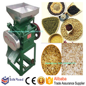 Cheap price flaker mill machine / flaking mill for oat, bean, peanut, wheat, corn