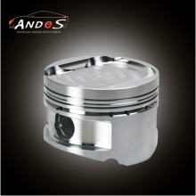 Cast 75mm Piston For Peugeot 206 4 Cyl Engine Piston