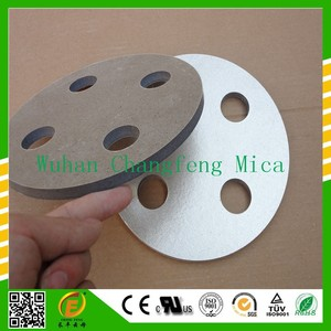 round insulation mica spacer with good price
