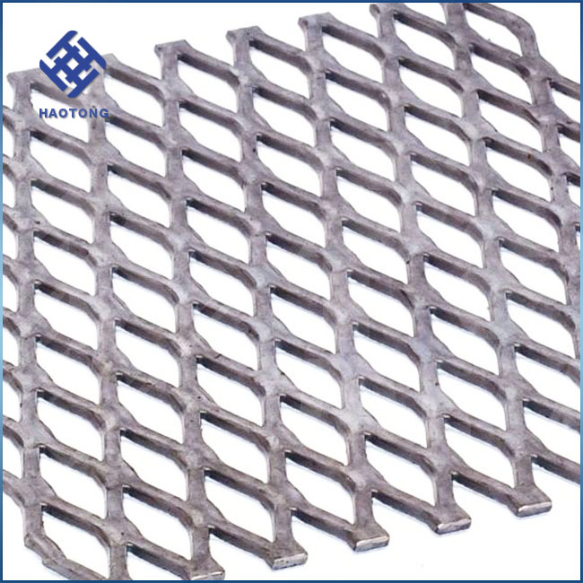 Diamond Stainless Steel expanded metal mesh